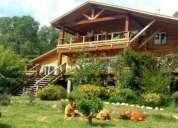 Vendo 275 hectareas y casa patronal de 350 m2 4 dormitorios