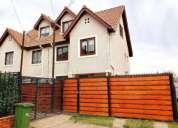 Vendo hermosa casa de 3 pisos 4 dorm 3 banos en penaflor 130 m2