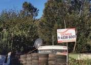 Vendemos sitio de 430 m2 sector labranza temuco en temuco