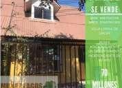 Se vende propiedad en villa lomas de lircay talca en talca