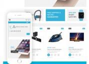 Diseño de paginas web y tiendas online en iquique