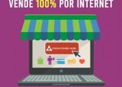 DiseÑo de sitios web y tiendas virtuales 2020