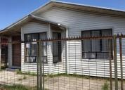 Vende casa barrio residencial ancud.