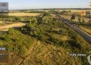 Se vende parcela a orilla carretera camino a yungay 20000 m2