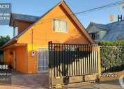 Se vende casa en villa dona rosa chillan 4 dormitorios 157 m2