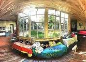 Oportunidad casa antigua en lebu centro 4 dormitorios 700 m2