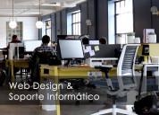 Paginas web y soporte informÁtico en iquique