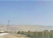Venta terreno ubicado en sector industrial  arica