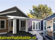 Container habitacionales, containerhabitable.cl