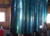Maquinaria para producción cervecera