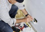 Instalo- electricista  24/7 toda la región metropo