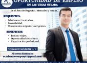 Oportunidad de emprendimiento