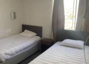 2 dormitorios amoblado en velamar