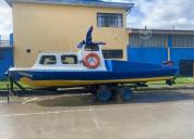 Lancha de transporte 12 pasajeros