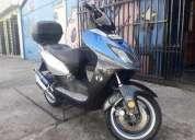 Excelente scooters vento 150 cc ano 2006 santiago
