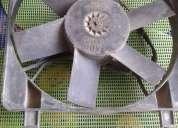Electroventilador 12 volts para peugeot u citroen