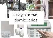 Instalacion de alarmas y cctv.