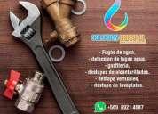 Reparacion de filtraciones de agua