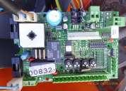 Portones de corredera reparacion tarjetas electronicas.