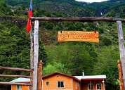 Vendo espectacular lodge ubicado en la region de aysen coyhaique