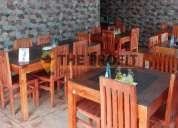 Local de comida al paso