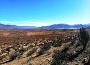 Terreno de 27 hectáreas en talhuen, ovalle