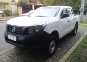 Nissan np300 2017 40.000 kms 6mt flamante