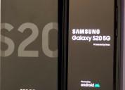 Samsung s20 y samsung s20 plus y samsung s20 ultra