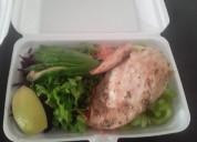 Colaciones y almuerzos