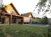 Casa en condominio peÑalolÉn  140m2