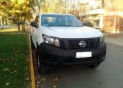Nissan np300 2017 4x2 40.000 kms 6mt nueva