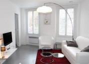 Amplio apartamento de 25 m², en el segundo piso.