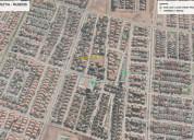 Lote y proyecto inmobiliarios, alta plusvalía