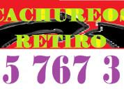 Cacchibaches   cachureos retiro santiago 945767312