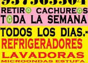 Cachureos y desperdicios retiro 937563304.