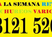 Cachureos retiro 931215262 maipu.p. hurtado bosque