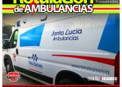 Rotulacion  autoadhesiva de ambulancias