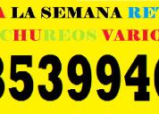Cachureo retiro todas comunas 935399407 .-