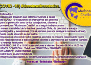 Mudanzas castillo en santiago 981305867