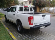 Nissan np300 2017 4x2 40.000 kms 6mt flamante