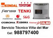 Toyotomi kerona serv estufas c 988797400 viña