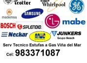 Trotter mademsa serv estufas gas c 983371087 viña