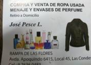 Compra ropa buena calidad poco uso