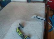 Limpieza de colchon la florida +56992179536