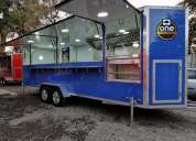Food truck full equipados