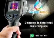 Deteccion con termografia