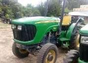 Vendo tractor john deere ano 2006