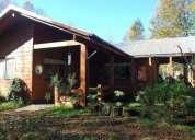 Excelente casa y cabañas en venta pucon