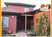 Hermosa casa diego portales cordillera 3 dormitorios 87 m2