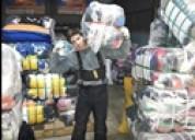 Fardos uniformes clinicos reciclados americanos